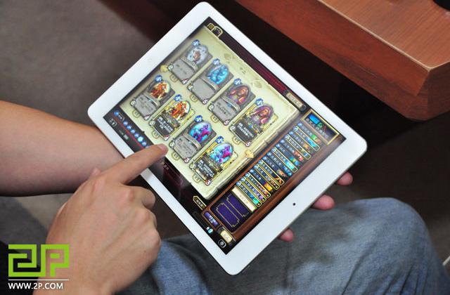 Blizzard giới thiệu Hearthstone phiên bản dành cho iPad 3