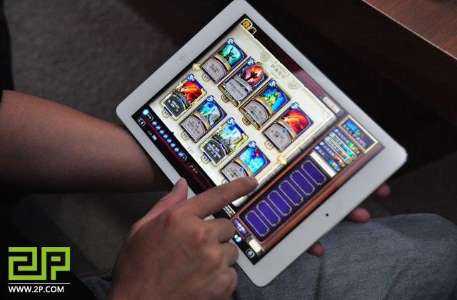 Blizzard giới thiệu Hearthstone phiên bản dành cho iPad 4
