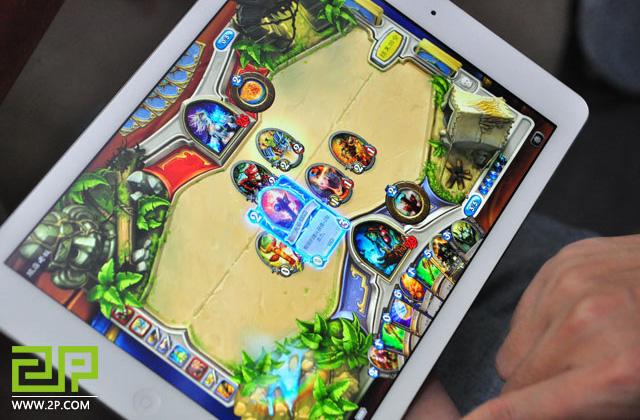 Blizzard giới thiệu Hearthstone phiên bản dành cho iPad 8