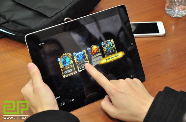 Blizzard giới thiệu Hearthstone phiên bản dành cho iPad 10