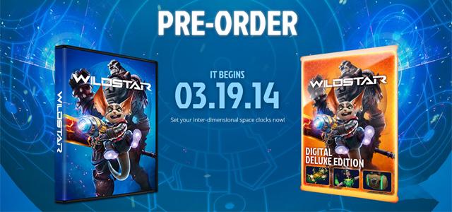 WildStar sẽ lên kệ vào ngày 03/06/2014 2
