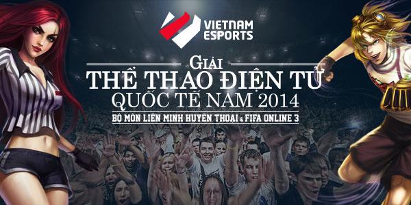 Chung kết GPL Mùa Xuân 2014 sẽ diễn ra tại Việt Nam 2