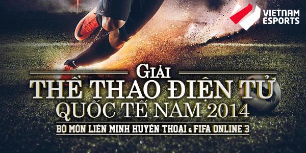 Chung kết GPL Mùa Xuân 2014 sẽ diễn ra tại Việt Nam 3