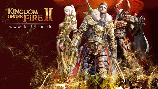 Kingdom Under Fire II mở cửa CBT tại Thái Lan 2
