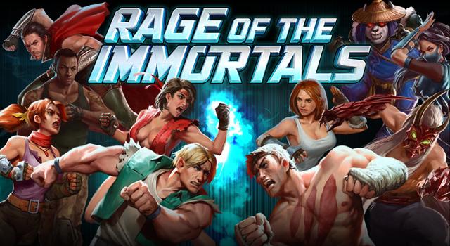 GREE trình làng game mới Rage of the Immortals 1