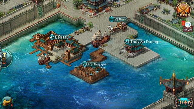 Tam Quốc Soha trình làng phiên bản 3.0 3