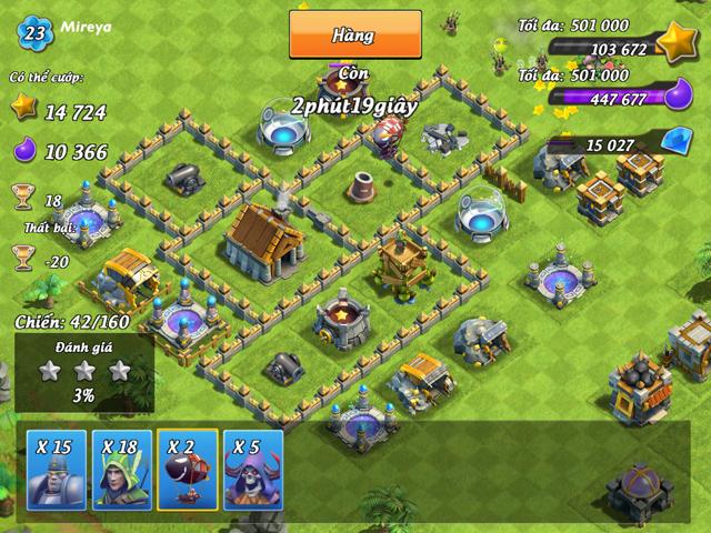 Đế Chế Soha trình làng phiên bản mới Đại Tộc Chiến 4