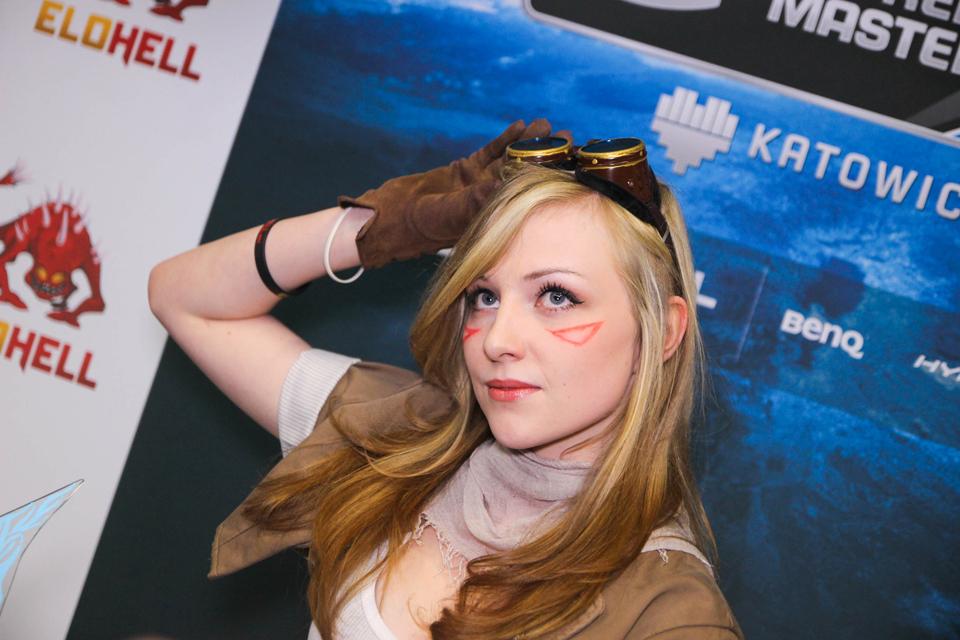 Cosplay Liên Minh Huyền Thoại tại IEM Katowice 2014