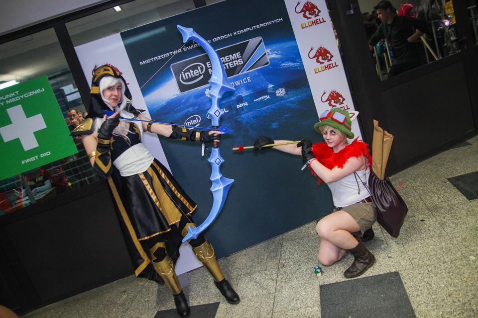 Cosplay Liên Minh Huyền Thoại tại IEM Katowice 2014 - Ảnh 13