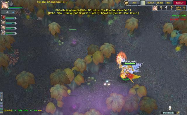 Tìm hiểu về vị trí đi rừng trong game Củ Hành 4