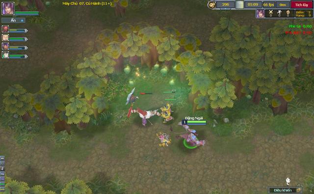 Tìm hiểu về vị trí đi rừng trong game Củ Hành 6