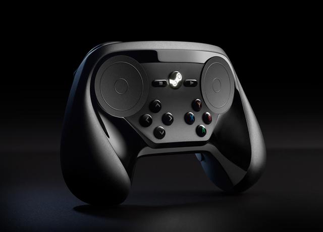 Valve trình làng Steam Controller phiên bản mới 3