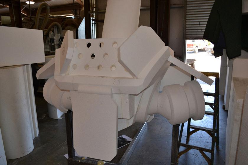 Chế tác robot trong Titanfall ở ngoài đời thực - Ảnh 11