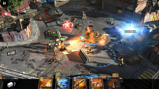 Crytek trình làng game di động The Collectables 1