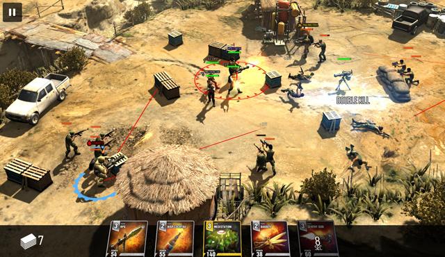 Crytek trình làng game di động The Collectables 3