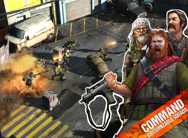Crytek trình làng game di động The Collectables 7