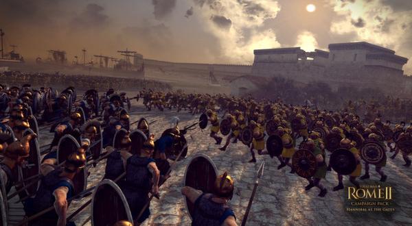 Total War: Rome 2 có bản cập nhật mới vào 27/03 2