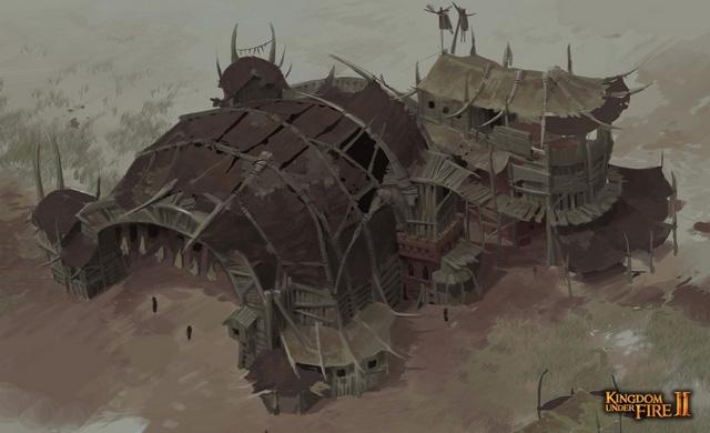 Blueside hé lộ về bản đồ mới trong Kingdom Under Fire II 3