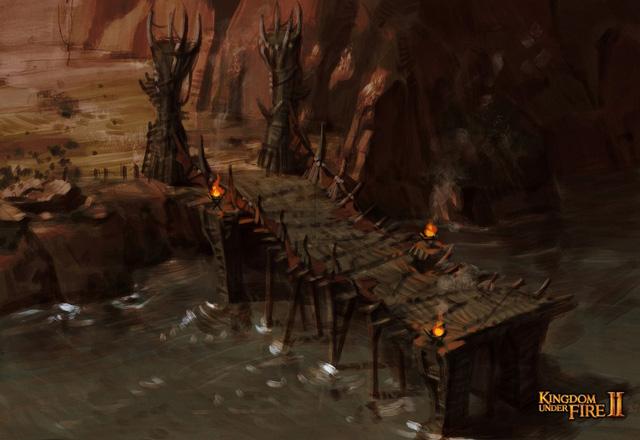 Blueside hé lộ về bản đồ mới trong Kingdom Under Fire II 4