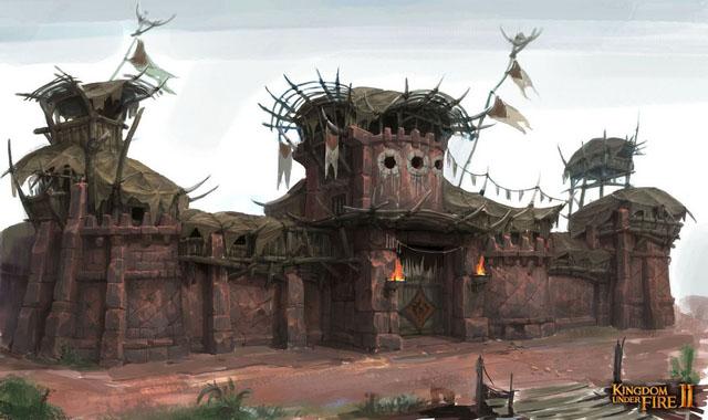 Blueside hé lộ về bản đồ mới trong Kingdom Under Fire II 5
