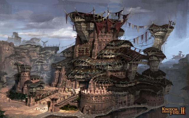 Blueside hé lộ về bản đồ mới trong Kingdom Under Fire II 6