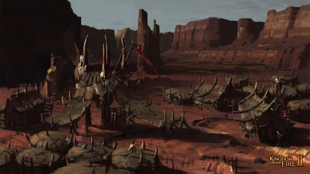 Blueside hé lộ về bản đồ mới trong Kingdom Under Fire II 7