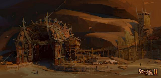 Blueside hé lộ về bản đồ mới trong Kingdom Under Fire II 8