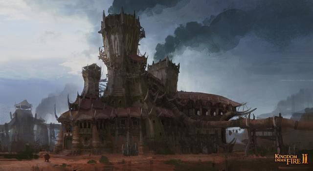 Blueside hé lộ về bản đồ mới trong Kingdom Under Fire II 9