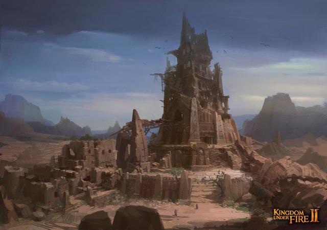 Blueside hé lộ về bản đồ mới trong Kingdom Under Fire II 10