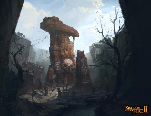 Blueside hé lộ về bản đồ mới trong Kingdom Under Fire II 11