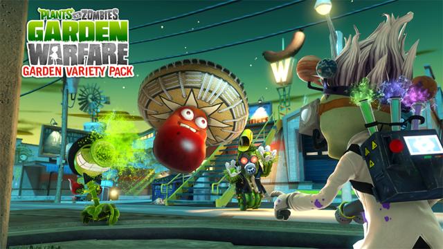 Plants vs Zombies: Garden Warfare có cập nhật mới 2