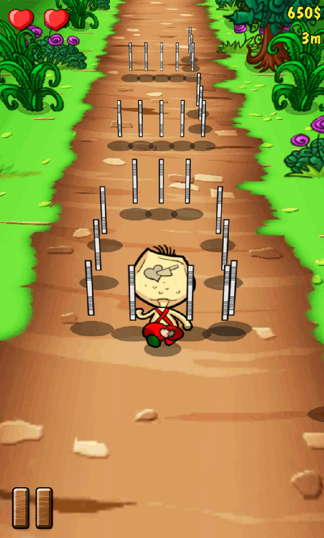 Troll Running có mặt trên Google Play và App Store 2