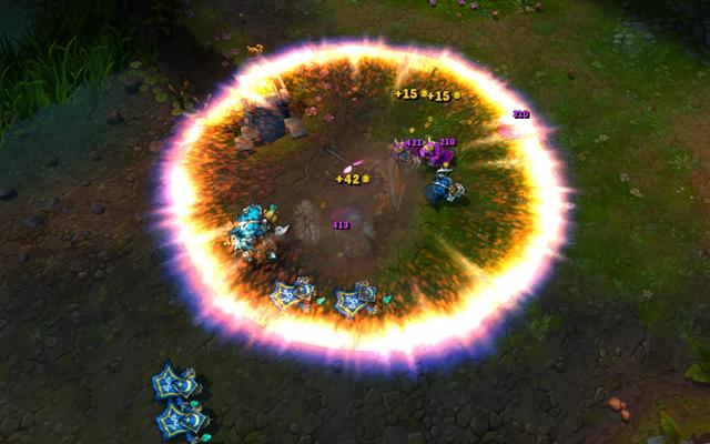 Riot Games hé lộ về những thay đổi của Pantheon 4