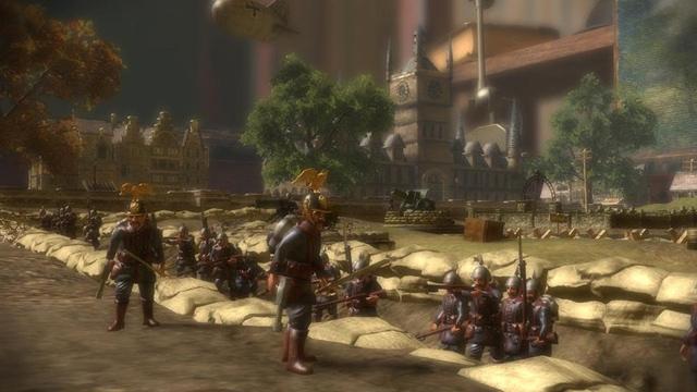 Sẽ có Toy Soldiers cho PS4 và Xbox One 2