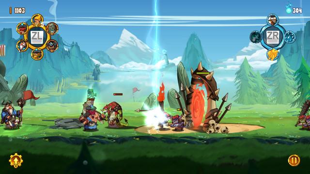Lộ diện trailer đầu tiên của Swords and Soldiers 2 3