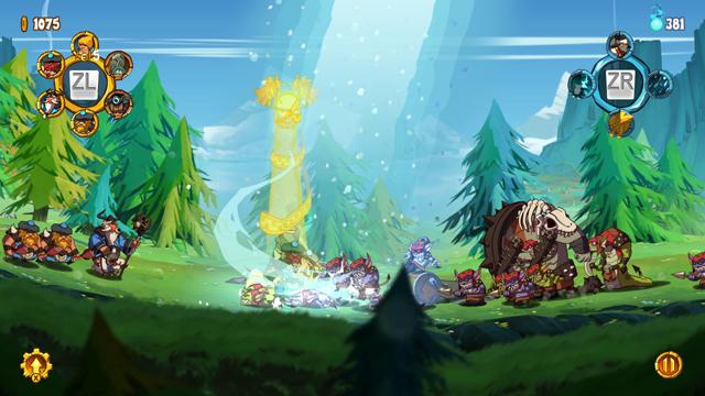 Lộ diện trailer đầu tiên của Swords and Soldiers 2 6