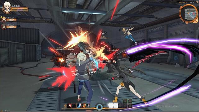 Ngắm hình ảnh trong game của Soulworker 5