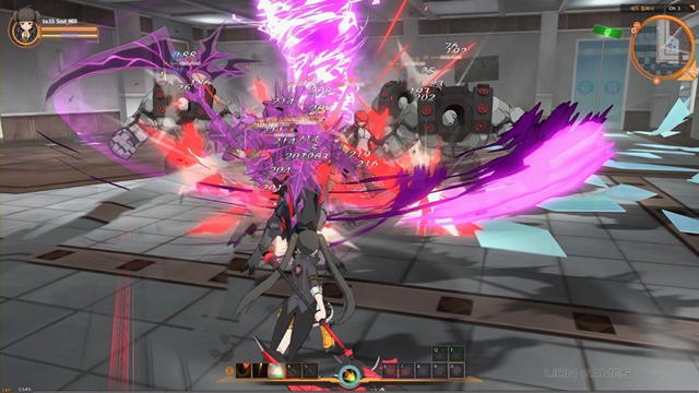Ngắm hình ảnh trong game của Soulworker 9