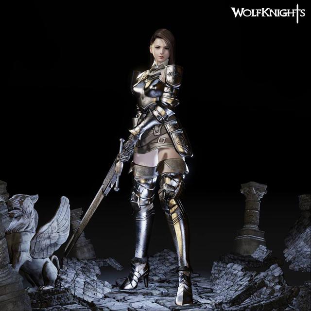 Lộ diện hình ảnh tạo hình nhân vật của Wolf Knights 2