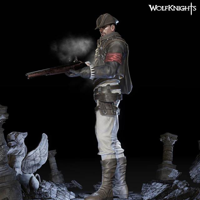 Lộ diện hình ảnh tạo hình nhân vật của Wolf Knights 3