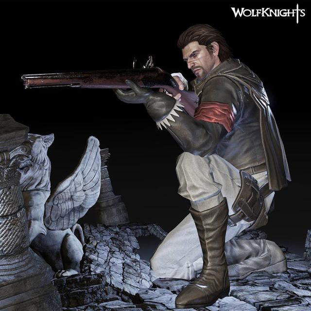 Lộ diện hình ảnh tạo hình nhân vật của Wolf Knights 4