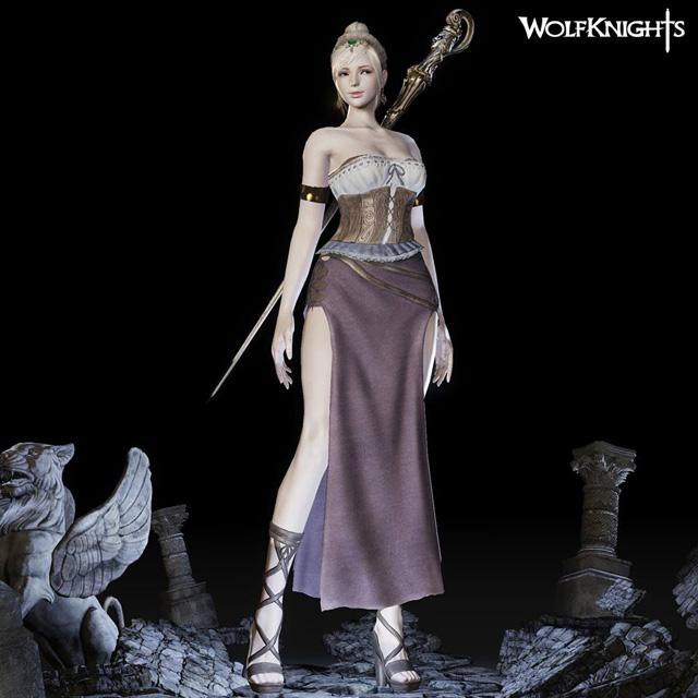 Lộ diện hình ảnh tạo hình nhân vật của Wolf Knights 5