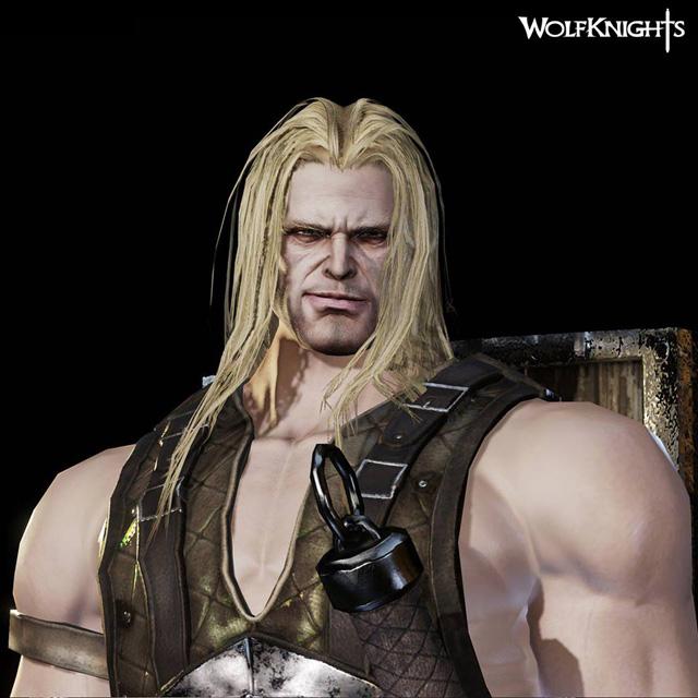 Lộ diện hình ảnh tạo hình nhân vật của Wolf Knights 7