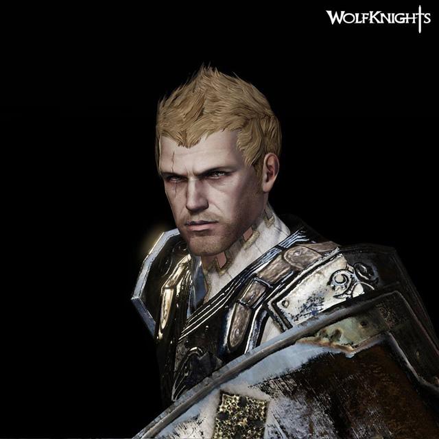 Lộ diện hình ảnh tạo hình nhân vật của Wolf Knights 8