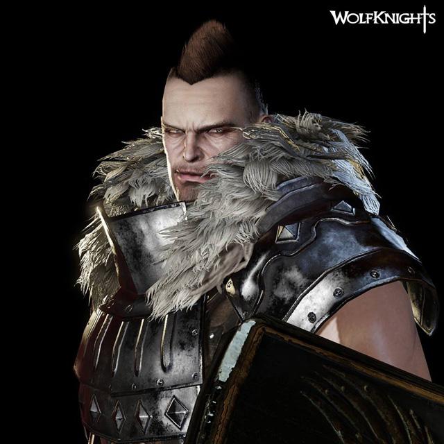 Lộ diện hình ảnh tạo hình nhân vật của Wolf Knights 10