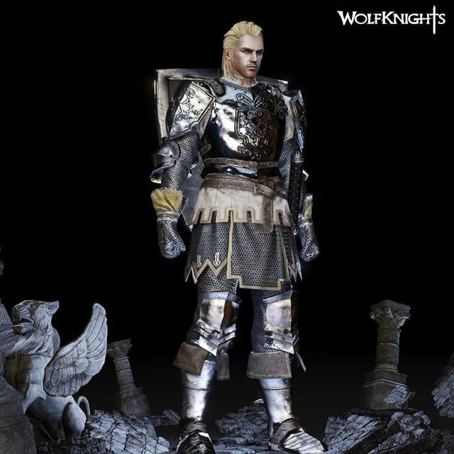 Lộ diện hình ảnh tạo hình nhân vật của Wolf Knights 11