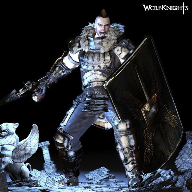 Lộ diện hình ảnh tạo hình nhân vật của Wolf Knights 12
