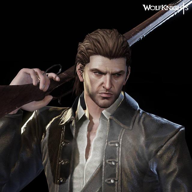 Lộ diện hình ảnh tạo hình nhân vật của Wolf Knights 13