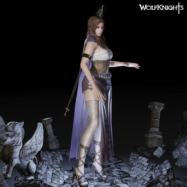 Lộ diện hình ảnh tạo hình nhân vật của Wolf Knights 15