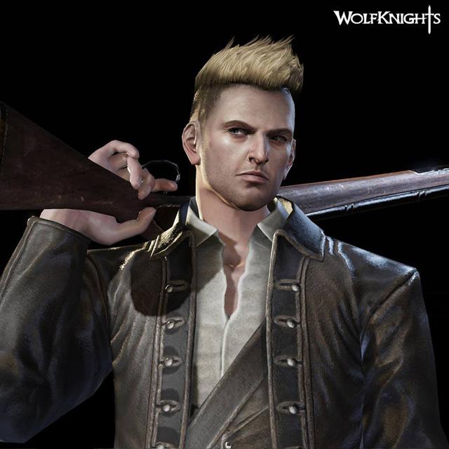 Lộ diện hình ảnh tạo hình nhân vật của Wolf Knights 16